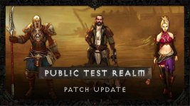 Diablo 3 2.7.0 PTR Updated - Read about the changes