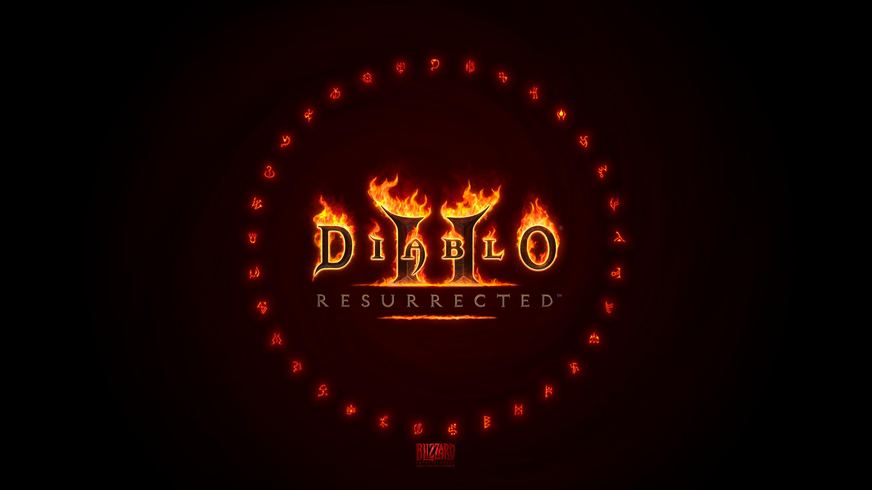 Fiery Runes: Resurrected