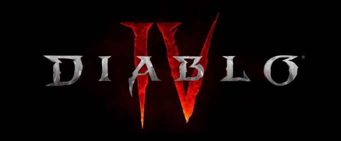 Diablo 4 Logo - Diablo 4 Release date