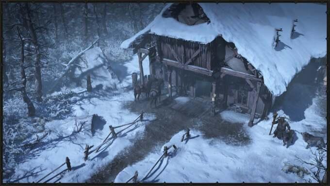 Diablo IV - Fractured Peaks