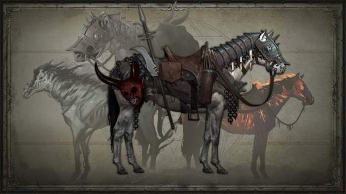 Diablo IV Mounts