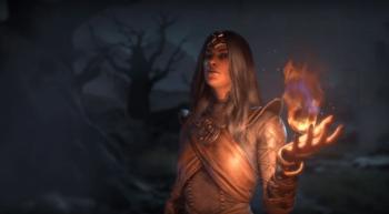 Sorceress Diablo IV