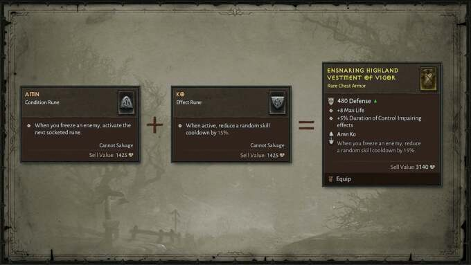 Diablo 4 Items