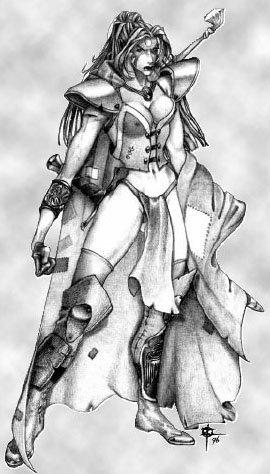 Diablo 1 Rogue
