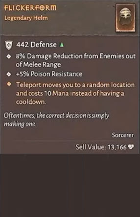 Diablo 4 Legendary Items