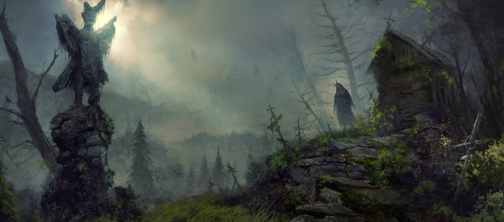 Diablo 4 Reveal Panel Blizzcon 2019