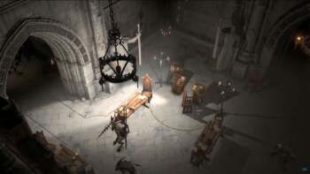 Dungeon Diablo 4