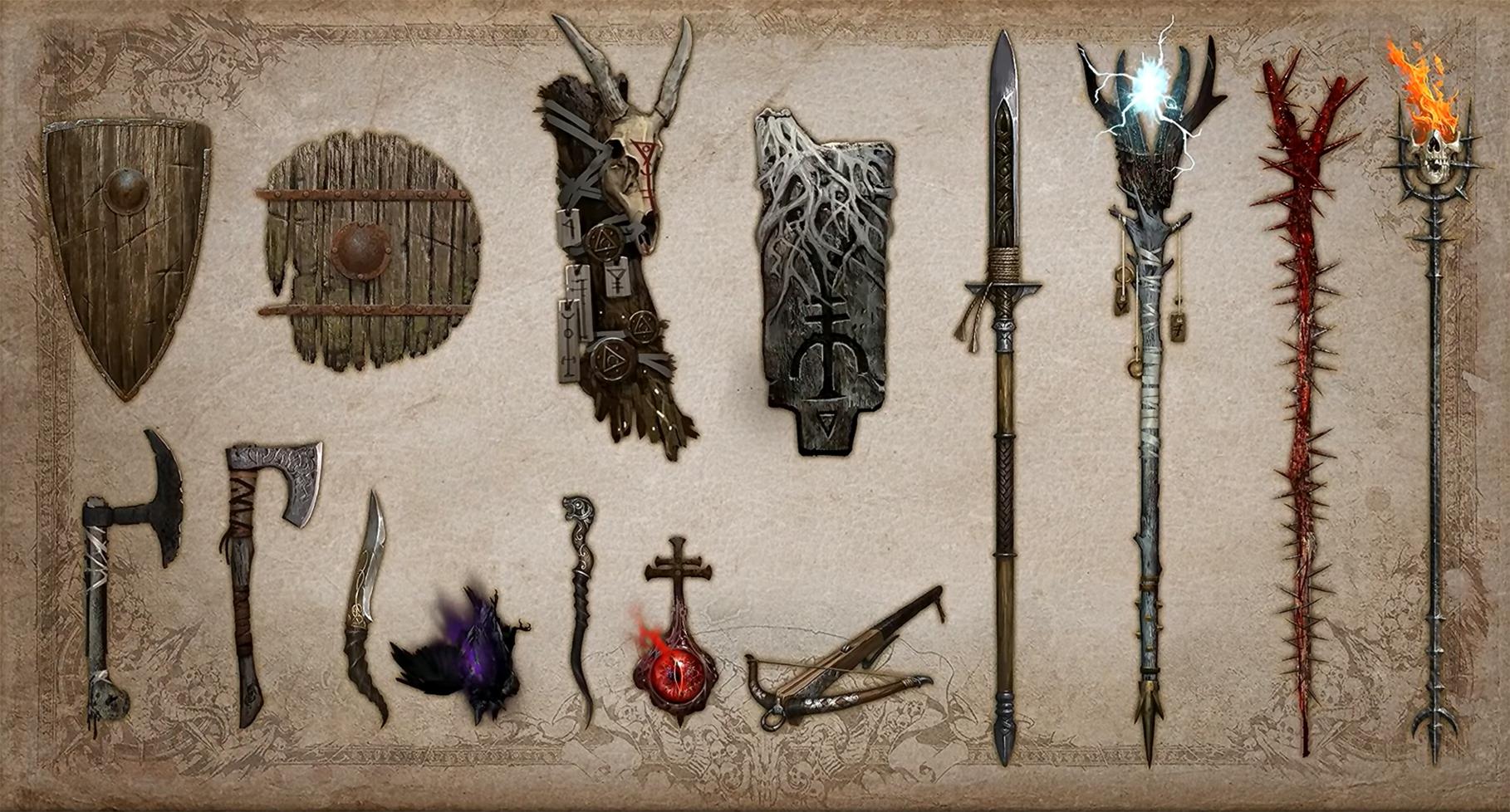 Diablo 4 Legendaries