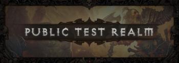 Diablo 3 PTR