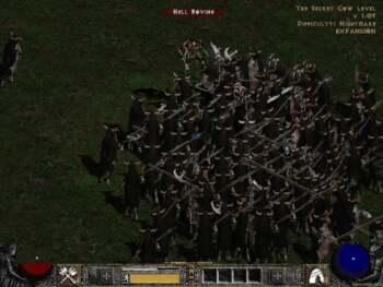 Diablo 2 Secret Cow Level