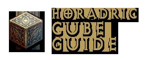 Horadric cube guide diablo-2