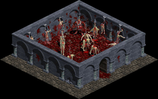 Diablo 1 The Butcher