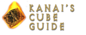 diablo 3 kanais cube guide