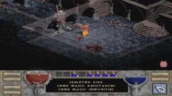 Diablo 1 Skeleton King