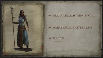 Sorceress Profile