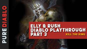 Diablo 1 Playthrough Part 3