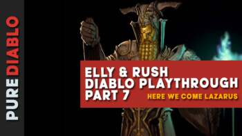 Revisiting Diablo 1 Playthrough Part 6 – Going Caving