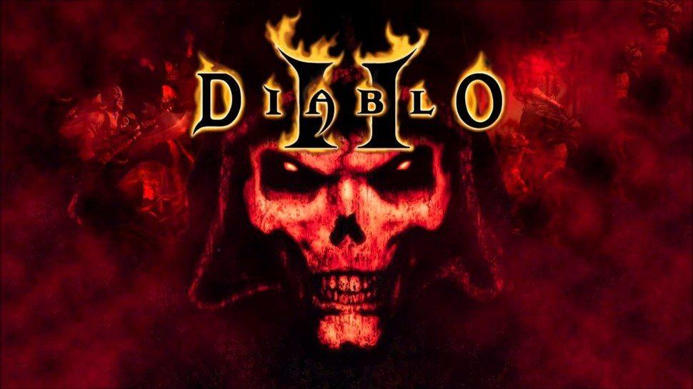 Diablo 2 logo