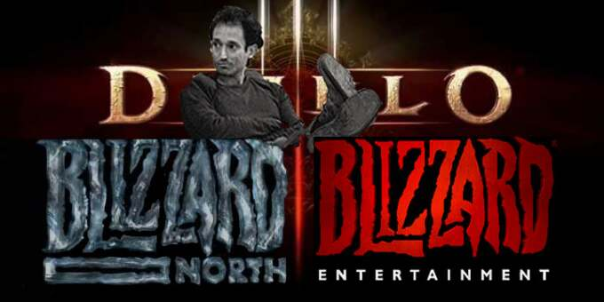 Oscar Cuesta Diablo 3 at Blizzard North