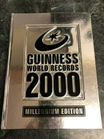 Guinness Book of World Records 2000 Edition