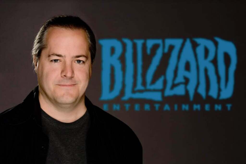 Blizzard President J. Allen Brack steps down and leaves company