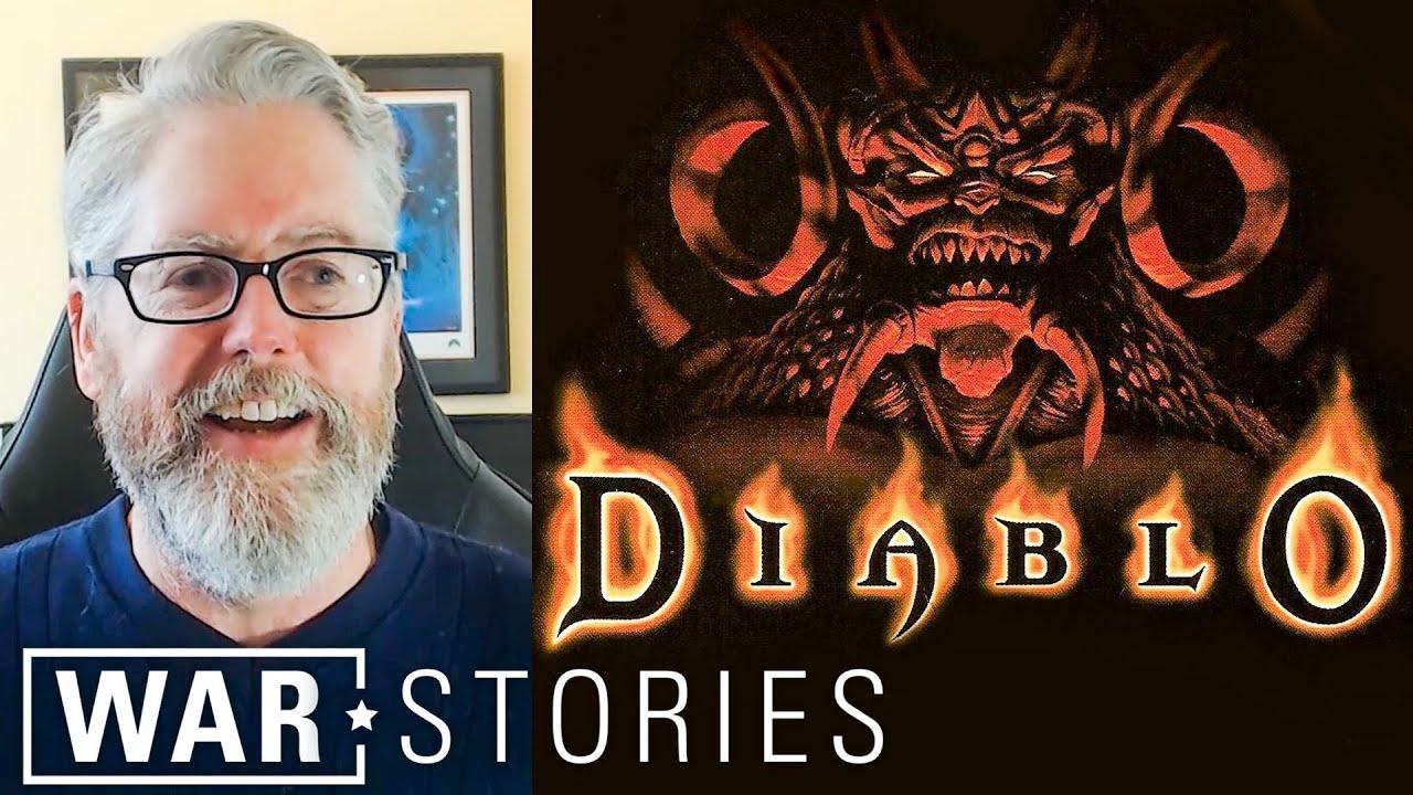 origins of Diablo 1 and Diablo 2
