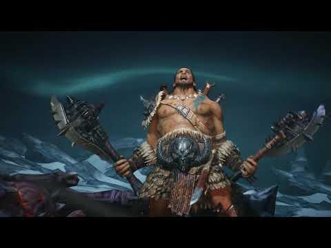Diablo Immortal footage from ChinaJoy