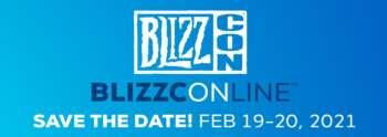 BlizzCon Online BlizzCon 2021