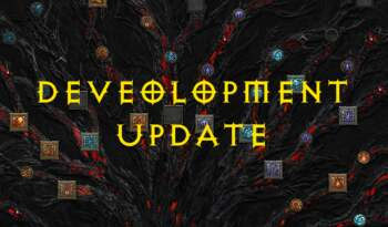 Diablo 4 Development Update