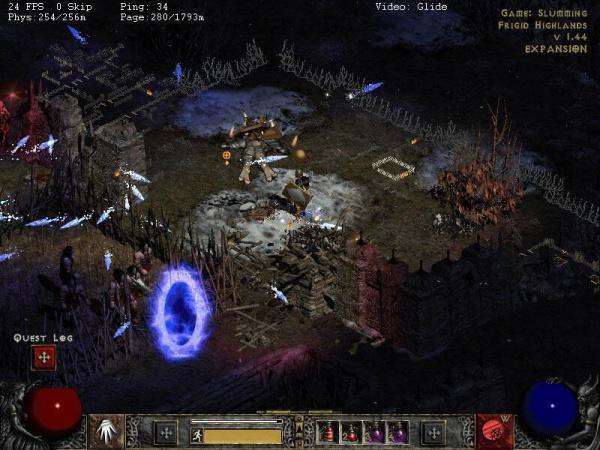 Rescue on Mount Arreat - Act 5 - Diablo 2 Resurrected