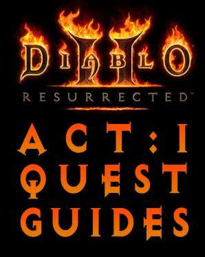 Diablo 2 Resurrected Quest Guides