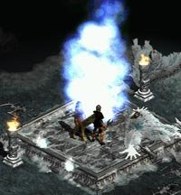 Anya Thawed - Prison of Ice - Act 5 - Diablo 2 Resurrected