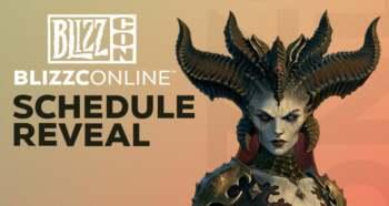 BlizzCon Schedule Reveal