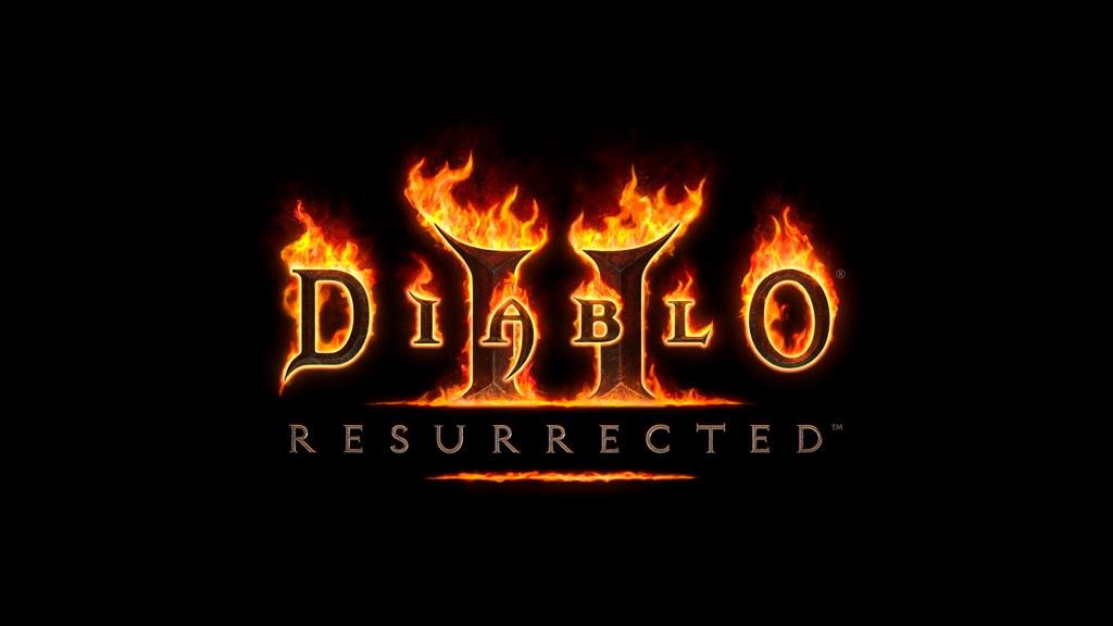 Diablo 2 Resurrected Technical Alpha 1 Videos