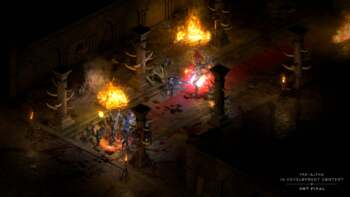 First Diablo 2 Resurrected Screenshots, Trailer & Gameplay