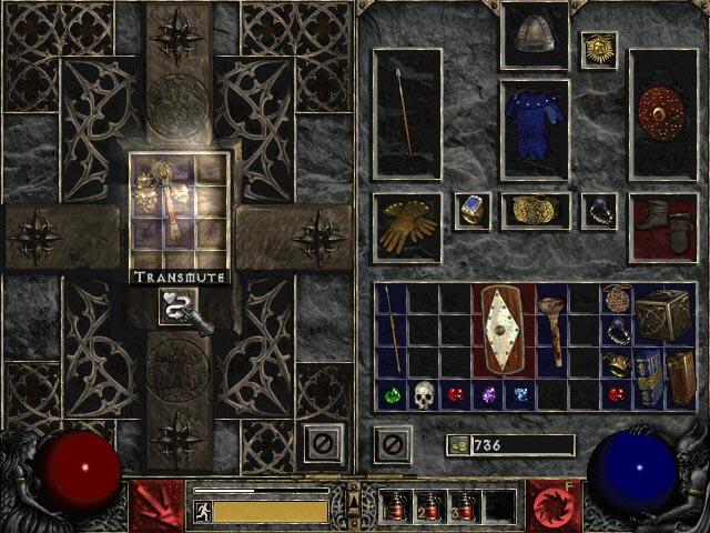Diablo 2 Rune Transmute Guide
