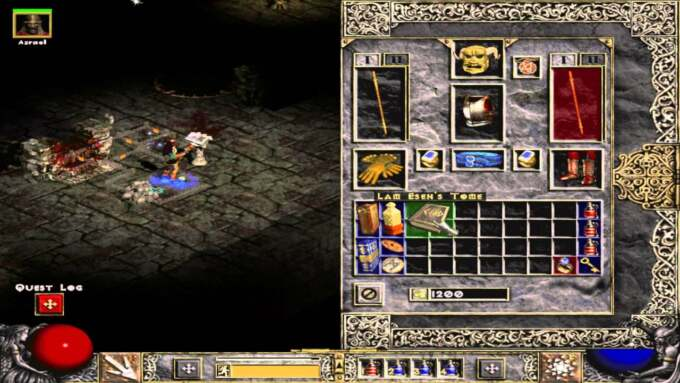 Lam Essen's Tome - Diablo 2 Resurrected
