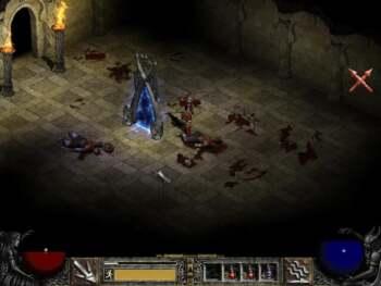 Portal to Arcane Sanctuary - Diablo 2 Resurrected