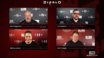 BlizzConline Diablo Q&A Session Recap