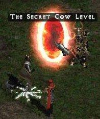 Секретный уровень коровы - Diablo 2 Resurrected