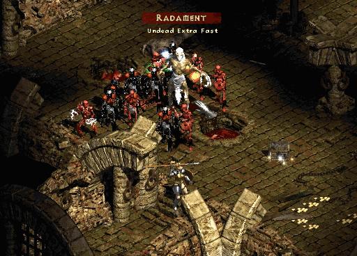 Radament's Lair Diablo 2 Resurrected