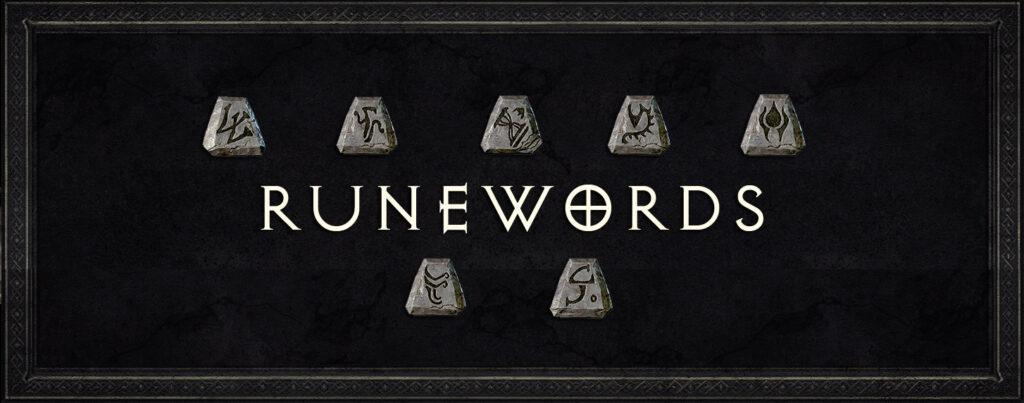 runewords - Diablo 2 Rune Words