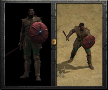 Cleglaw's Brace
