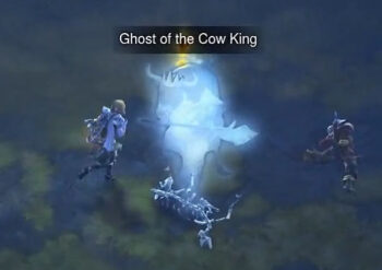 Cow King Ghost