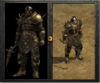 Tancred's Battlegear