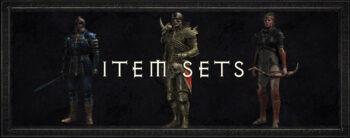 diablo 2 item sets- Set Items