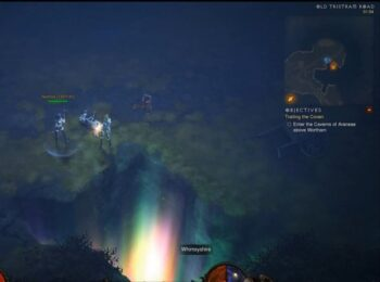 What is Whimsyshire in Diablo 3?