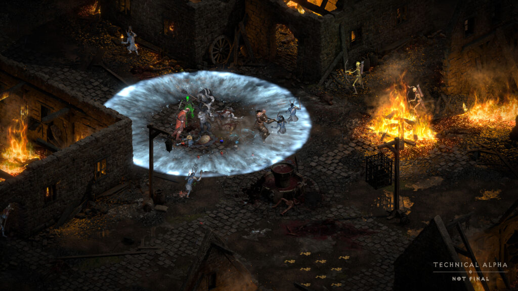 Diablo 2 Resurrected interview with Rob Gallerani and Lead Michael Bukowski
