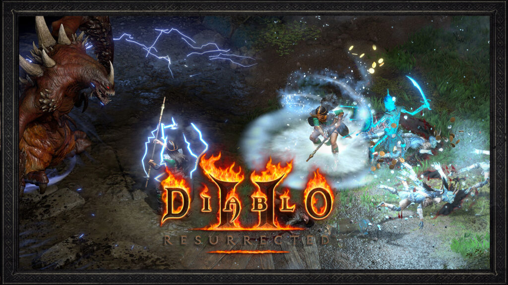 Diablo 2 and how it's different from other ARPGs
