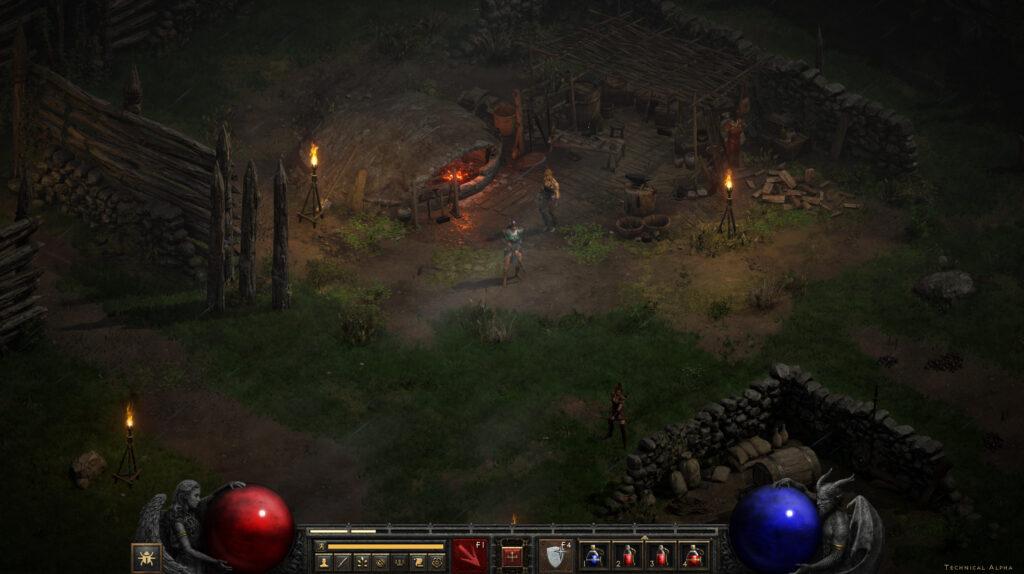 Rogue Encampment